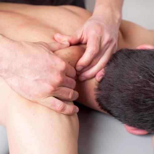 Chiropractic Olympia WA Back Massage